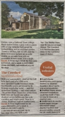 The Times May 2019 Featuring the Cowshed